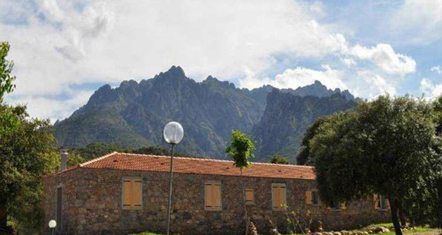 Furnished accommodation: location en corse in moltifao (109870)