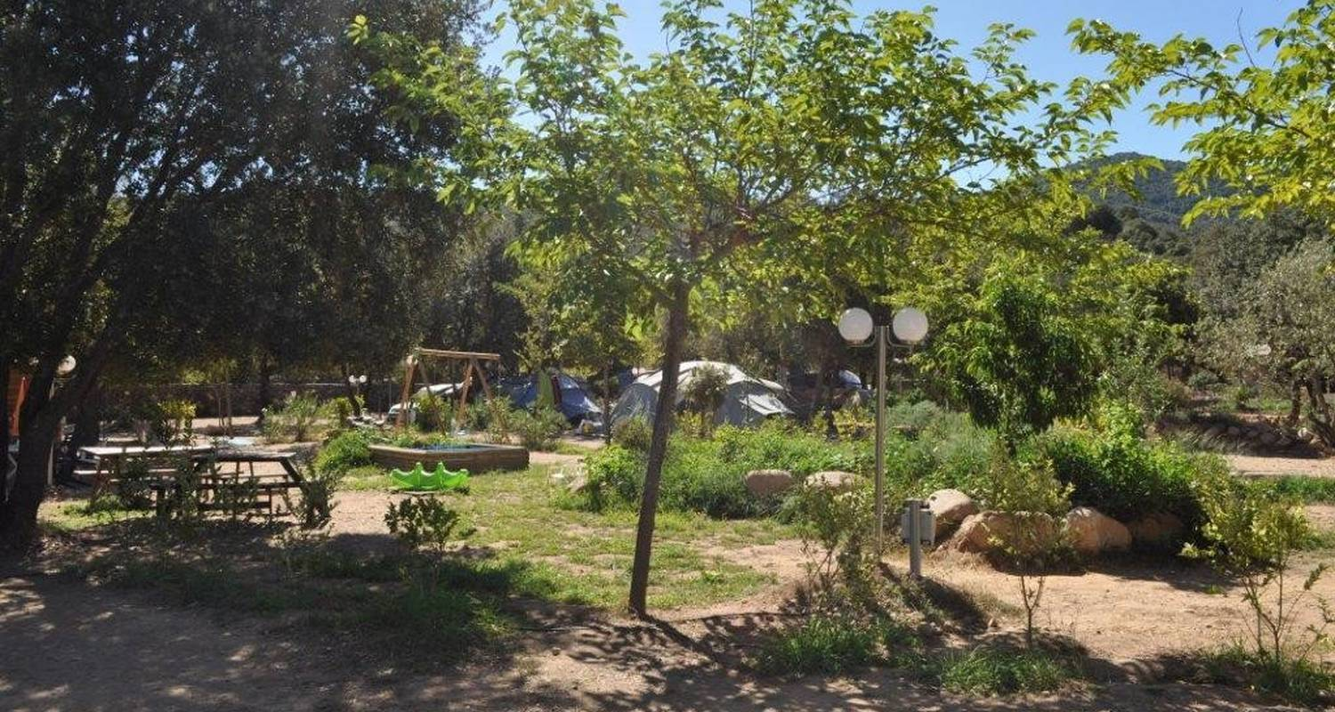 Camping pitches: camping en corse in moltifao (109877)