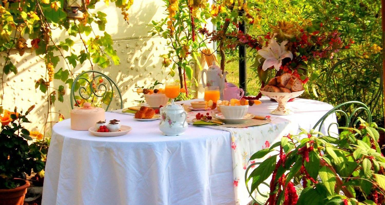 Chambre d'hôtes: au jardin à biscarrosse (109936)