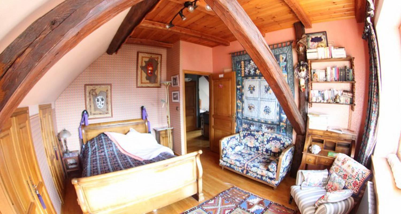 """Chambre d'hôtes: maison """"les tanneries""""  à villar-saint-pancrace (109968)"""