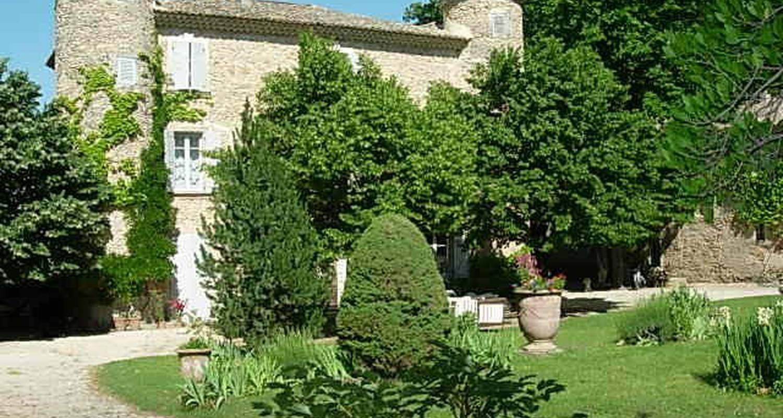 Chambre d'hôtes: domaine de lamartine à pont-saint-esprit (110010)