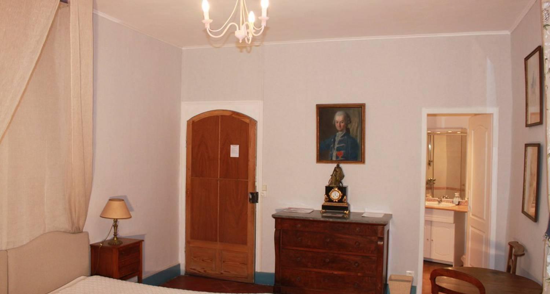 Chambre d'hôtes: domaine de lamartine à pont-saint-esprit (110013)