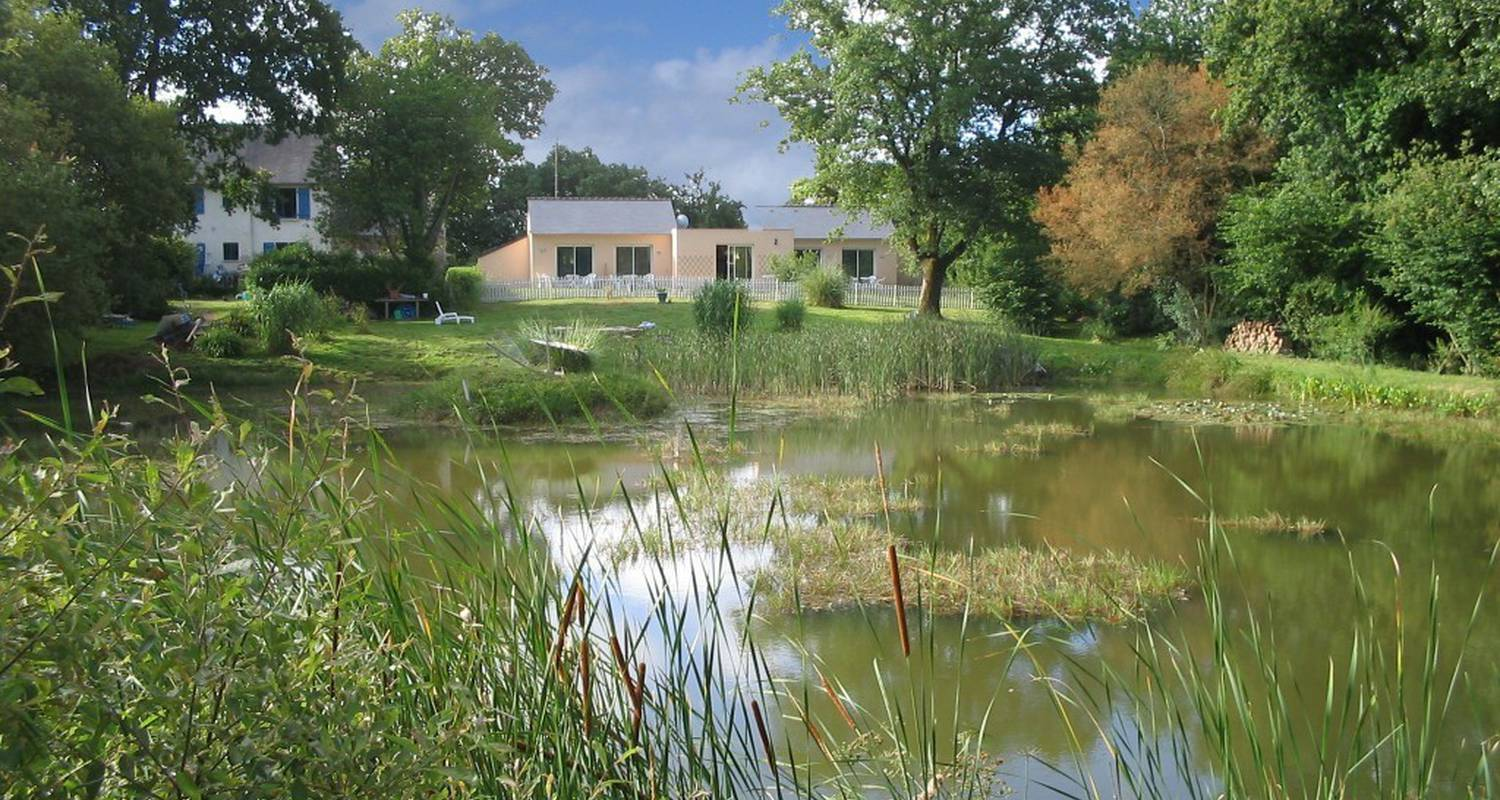 Bed & breakfast: au jardin d'eau in missillac (110017)