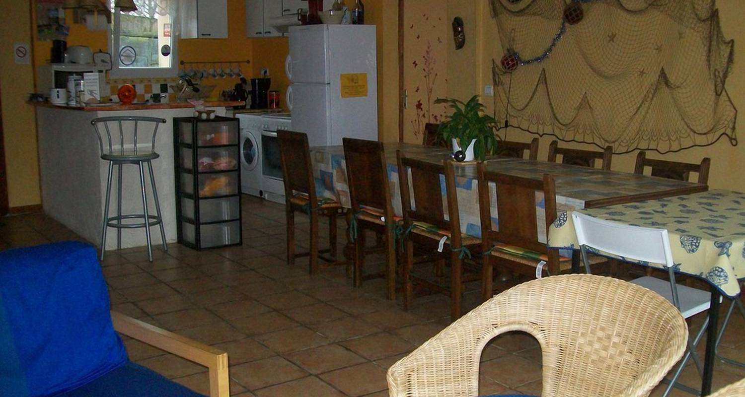 Bed & breakfast: au jardin d'eau in missillac (110020)