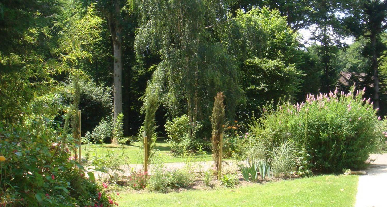 Habitación de huéspedes: l'orée du bois en houlbec-cocherel (110032)