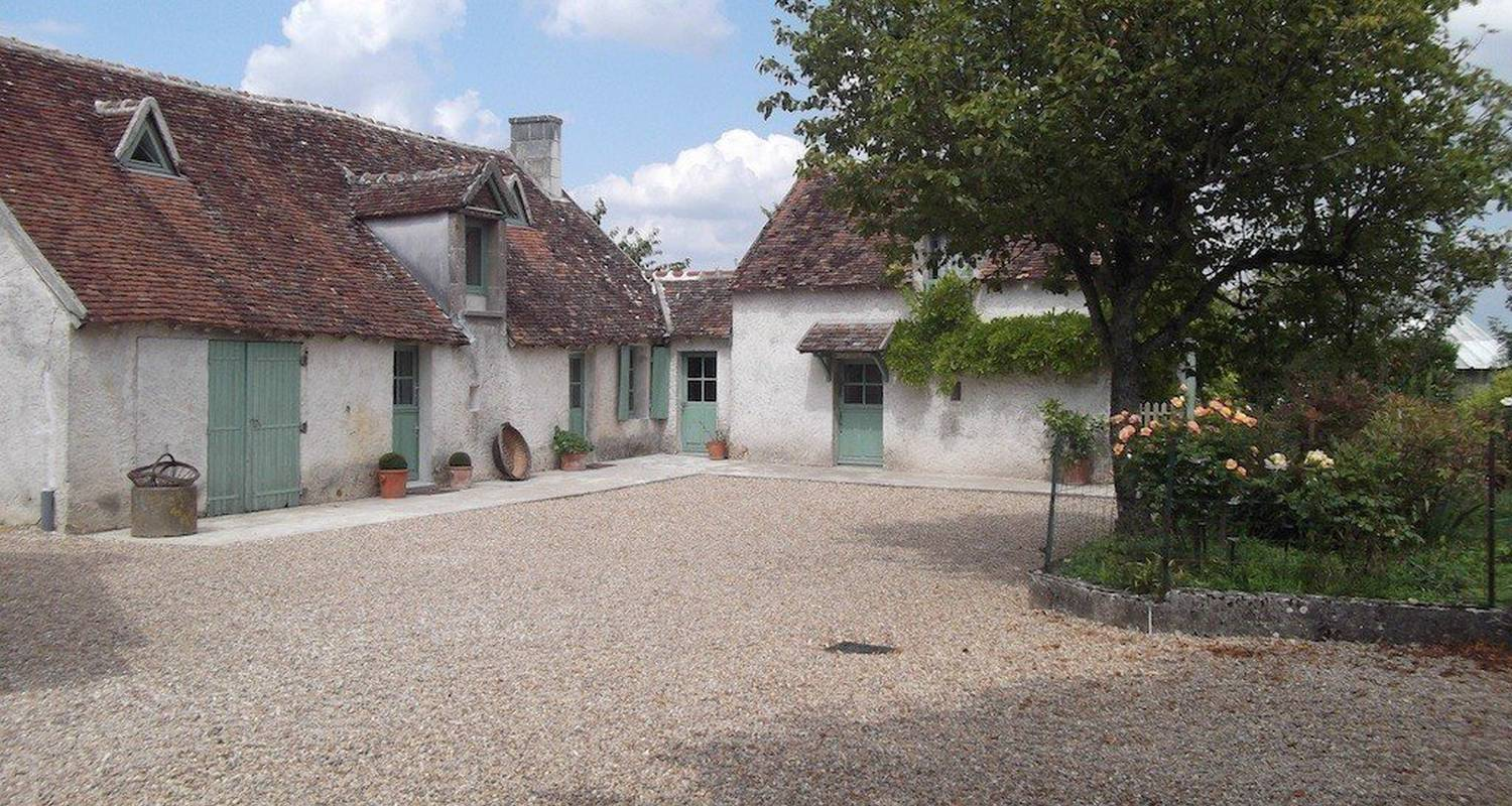 Bed & breakfast: le petit colombier in châteauvieux (110074)