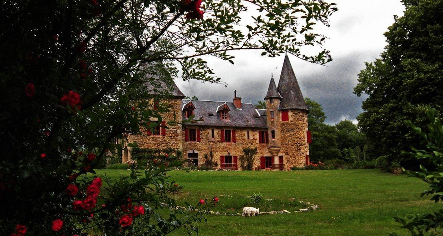 Bed & breakfast: château de bellefond in lagraulière (110079)