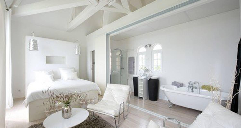 Bed & breakfast: château de baylac in bugnein (110183)