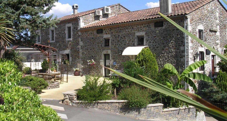 Hotel: domaine du cros d'auzon in lanas (110185)