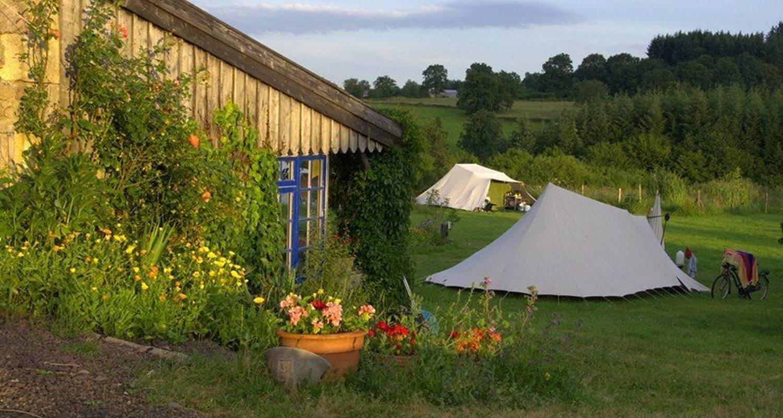 Espacios del campamento: brénazet en vernusse (110241)