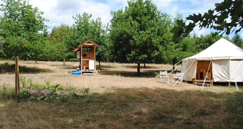 Espacios del campamento: brénazet en vernusse (110244)
