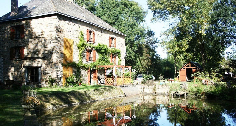 Chambre d'hôtes: le moulin de chère à grand-fougeray (110251)