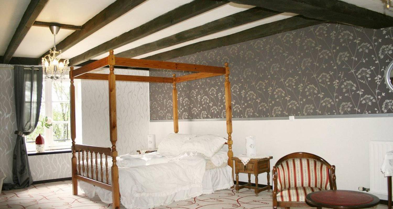 Chambre d'hôtes: le moulin de chère à grand-fougeray (110253)