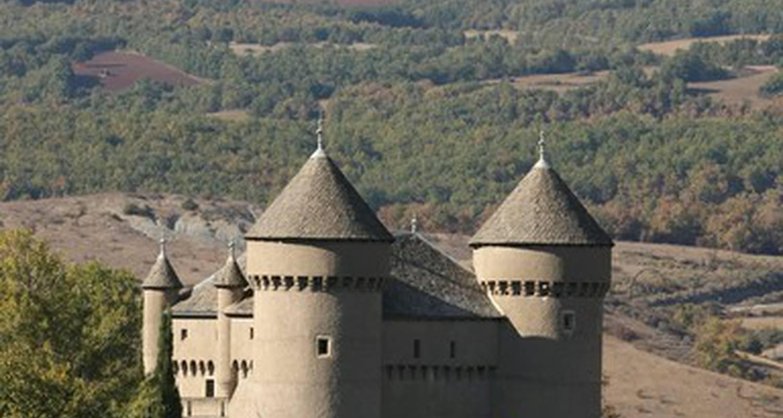 Habitación de huéspedes: chateau de lugagnac en rivière-sur-tarn (110396)