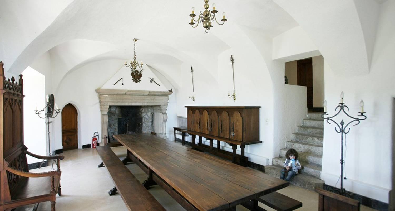 Habitación de huéspedes: chateau de lugagnac en rivière-sur-tarn (110399)