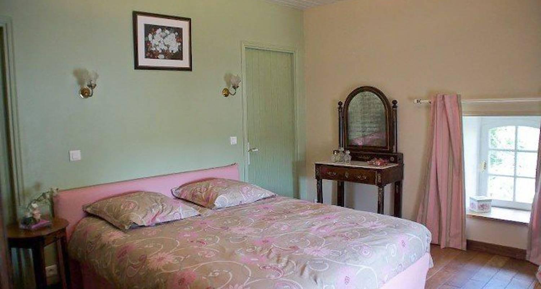 Bed & breakfast: la moularderie in blainville-sur-mer (110418)