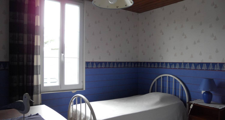 Gîte: villa les flots bleu à jullouville (110457)