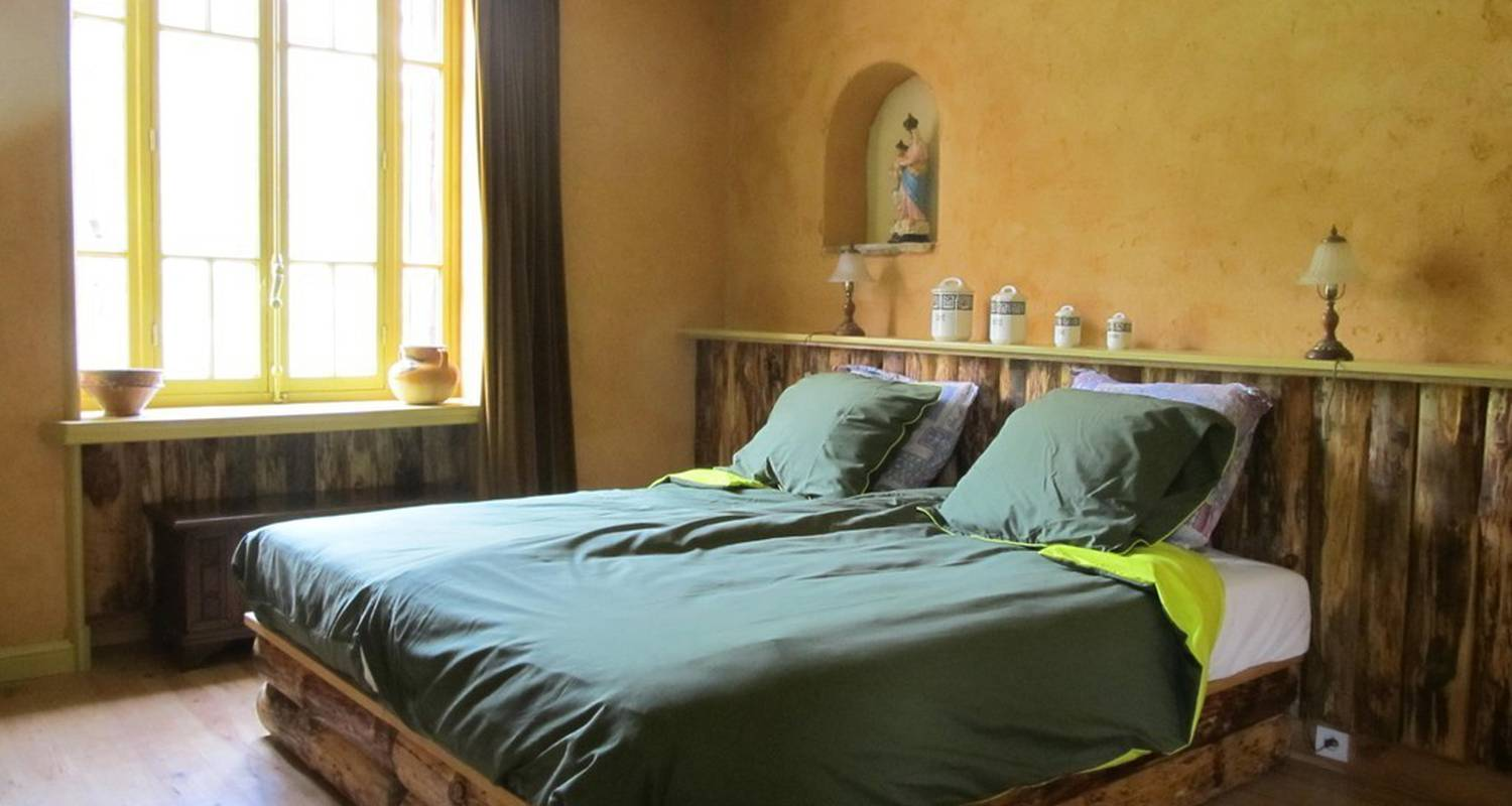 Bed & breakfast: goute la vie in marchamp (110462)