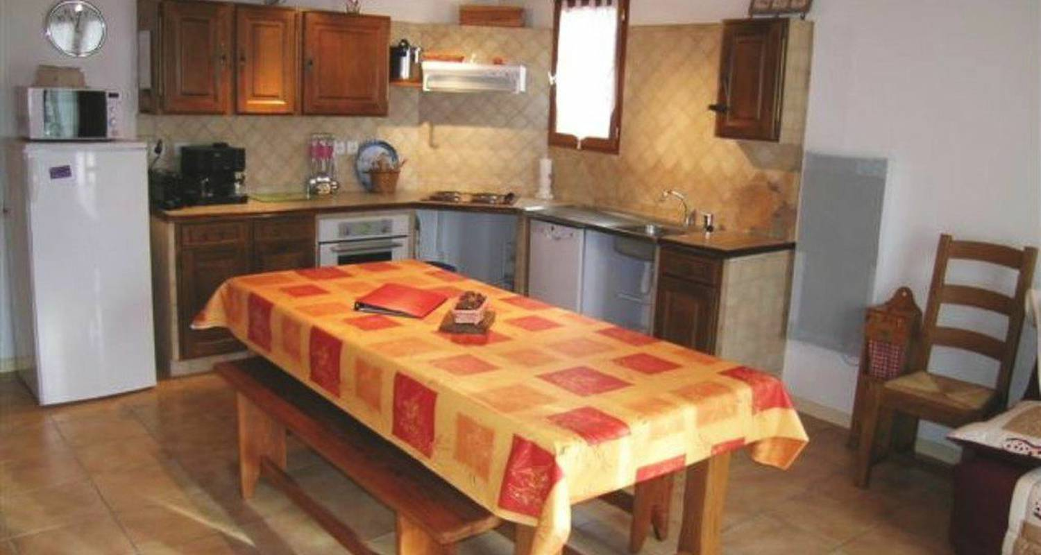 Furnished accommodation: gîtes de lutard in cercoux (110505)