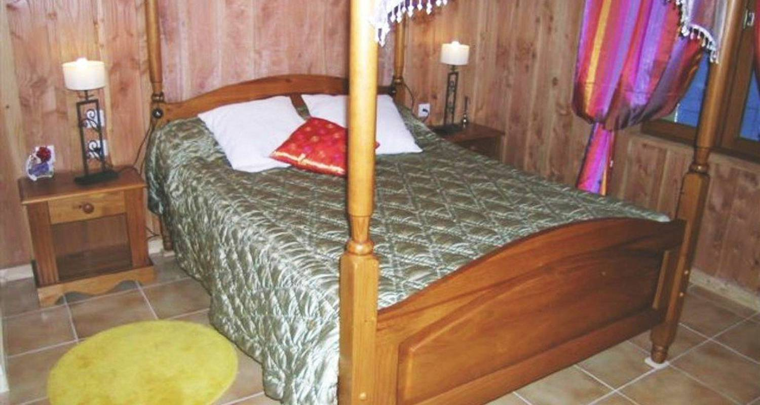 Furnished accommodation: gîtes de lutard in cercoux (110507)