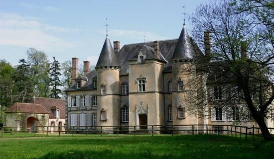 chateau de la Grande Noë picture