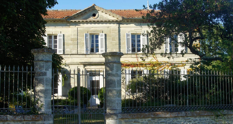 Chambre d'hôtes: la hourqueyre à saint-yzans-de-médoc (110589)