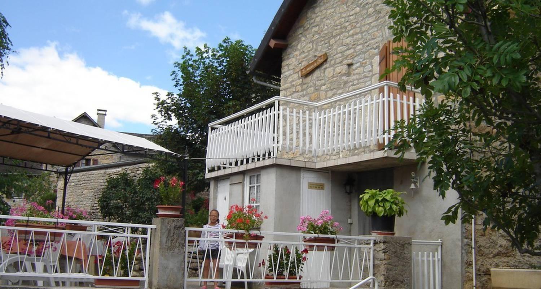 Casa rurale: la maison de paul en esclanèdes (110634)