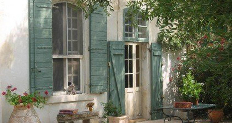 Habitación de huéspedes: mas saint germain en arles (110638)