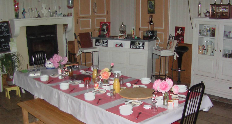 Bed & breakfast: couette et café in lezay (110701)