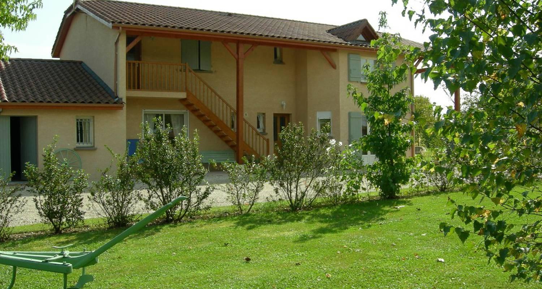 Habitación de huéspedes: la dardaine en bâgé-la-ville (110825)