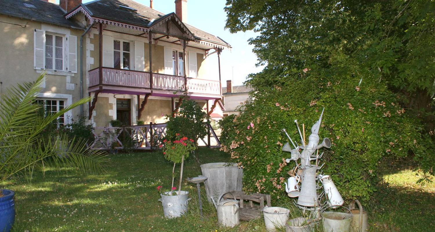 Bed & breakfast: au moulin anglais in issoudun (110826)