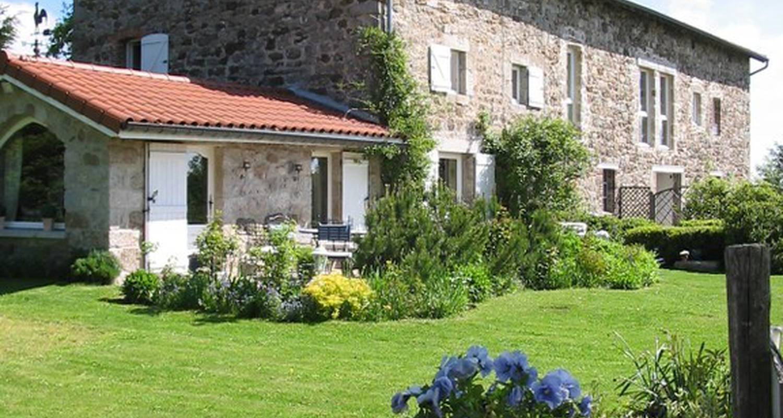 Gîte: les chaumasses à saint-régis-du-coin (110857)