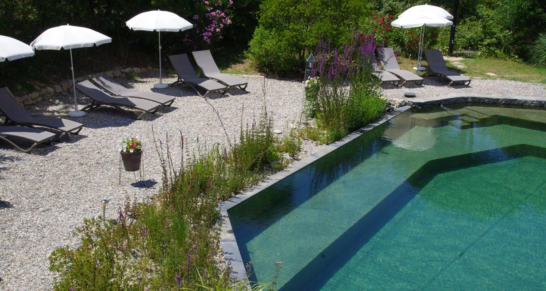 Logement meublé: la villa les hespérides à grimaud (120081)