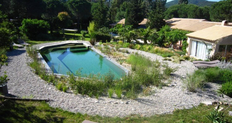 Chambre d'hôtes: la villa les hespérides à grimaud (111000)