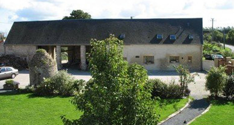 Chambre d'hôtes: les pieris à grandcamp-maisy (111032)