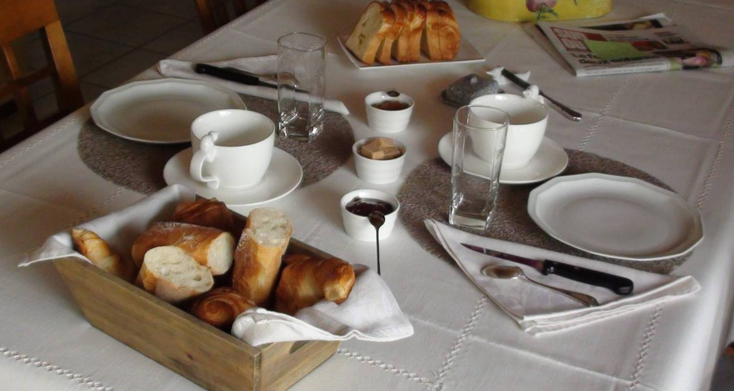 Bed & breakfast: les vignes in saint-xandre (111049)