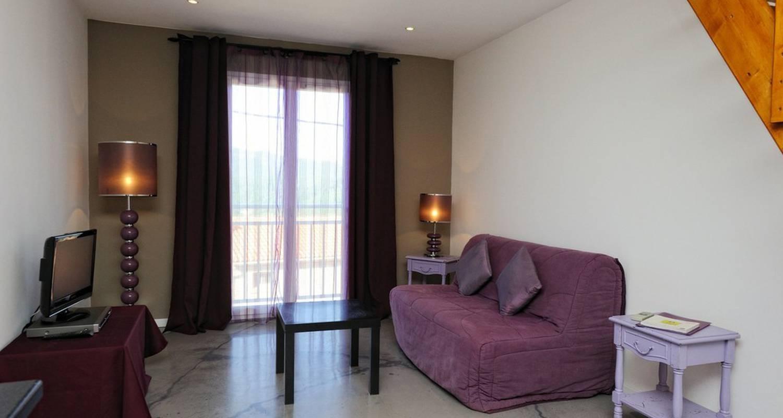 Furnished accommodation: appartement duplex zonza in zonza (111182)