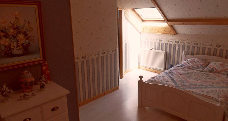 Furnished accommodation: audouxlogisdelagrenouille in lavans-lès-saint-claude (111226)