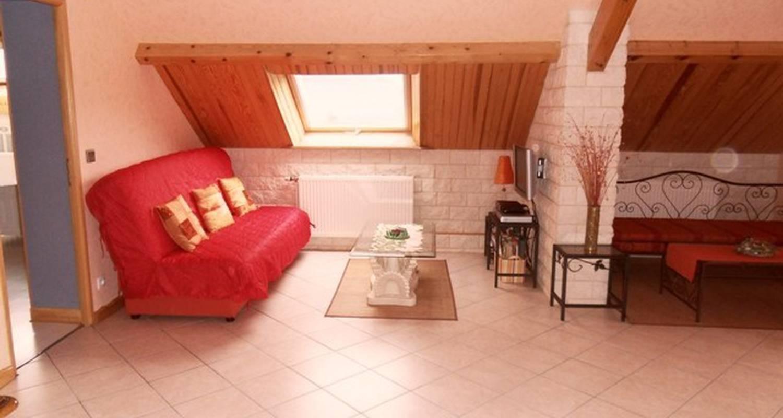 Furnished accommodation: audouxlogisdelagrenouille in lavans-lès-saint-claude (111225)
