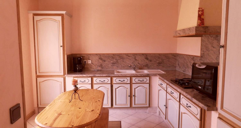 Furnished accommodation: audouxlogisdelagrenouille in lavans-lès-saint-claude (111227)