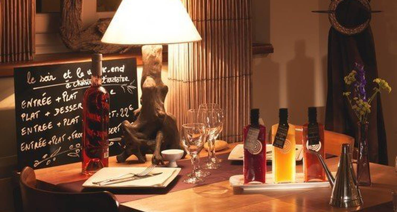 Hotel:  logis la barguillere in saint-pierre-de-rivière (111228)