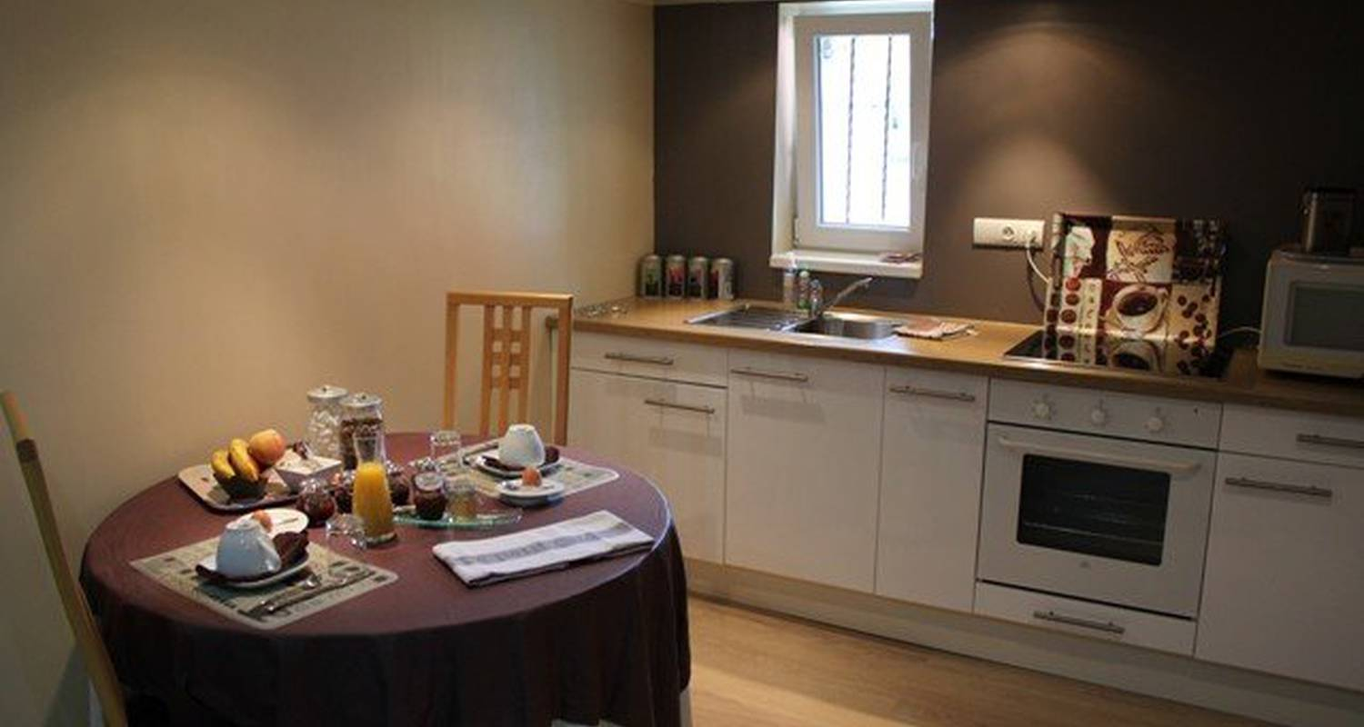 Furnished accommodation: couette & café in strasbourg (111252)
