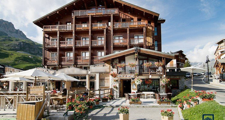 Hotel: hotel le refuge à tignes in tignes (111318)