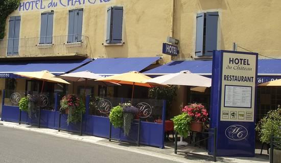 Hôtel Du Château foto