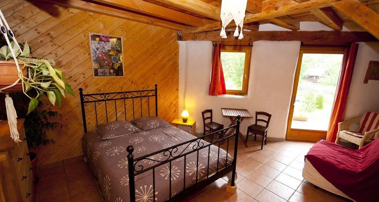 Bed & breakfast: brin de paille in saint-martin-de-queyrières (111362)