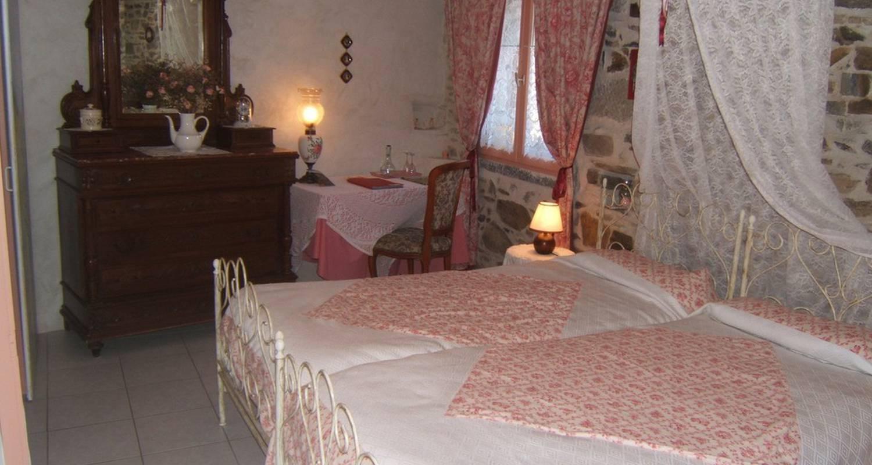 Chambre d'hôtes: la bertrandié tarn à le bez (111387)