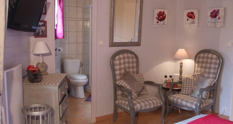 Chambre d'hôtes: chambres d'hôtes  la dagoterie à talmont-saint-hilaire (111528)