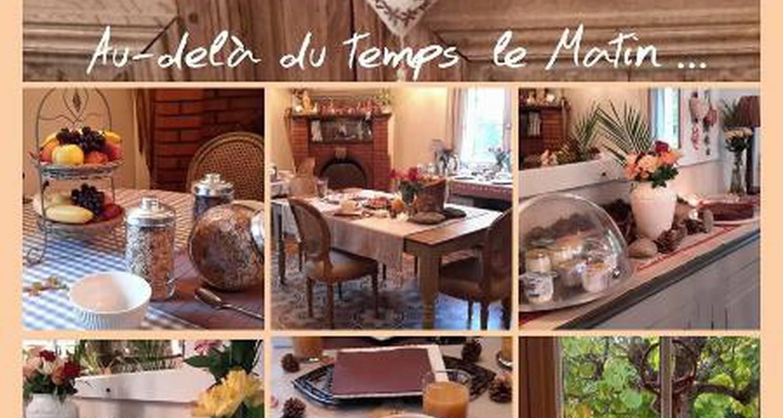 """Bed & breakfast: """"au delà du temps """" in bagnères-de-luchon (128216)"""