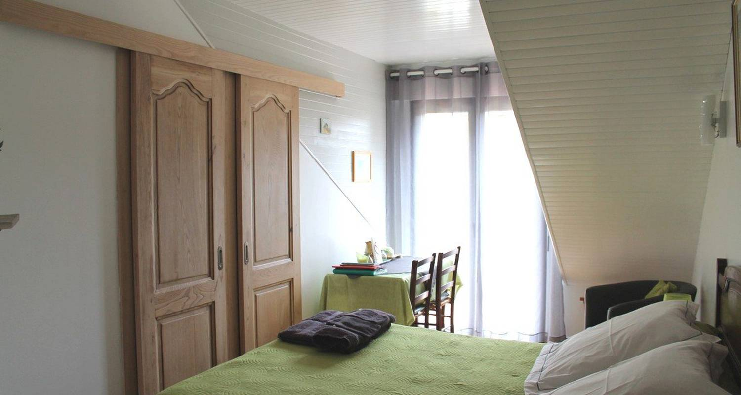 Bed & breakfast: barthomeuf laurence in sainte-enimie (111559)