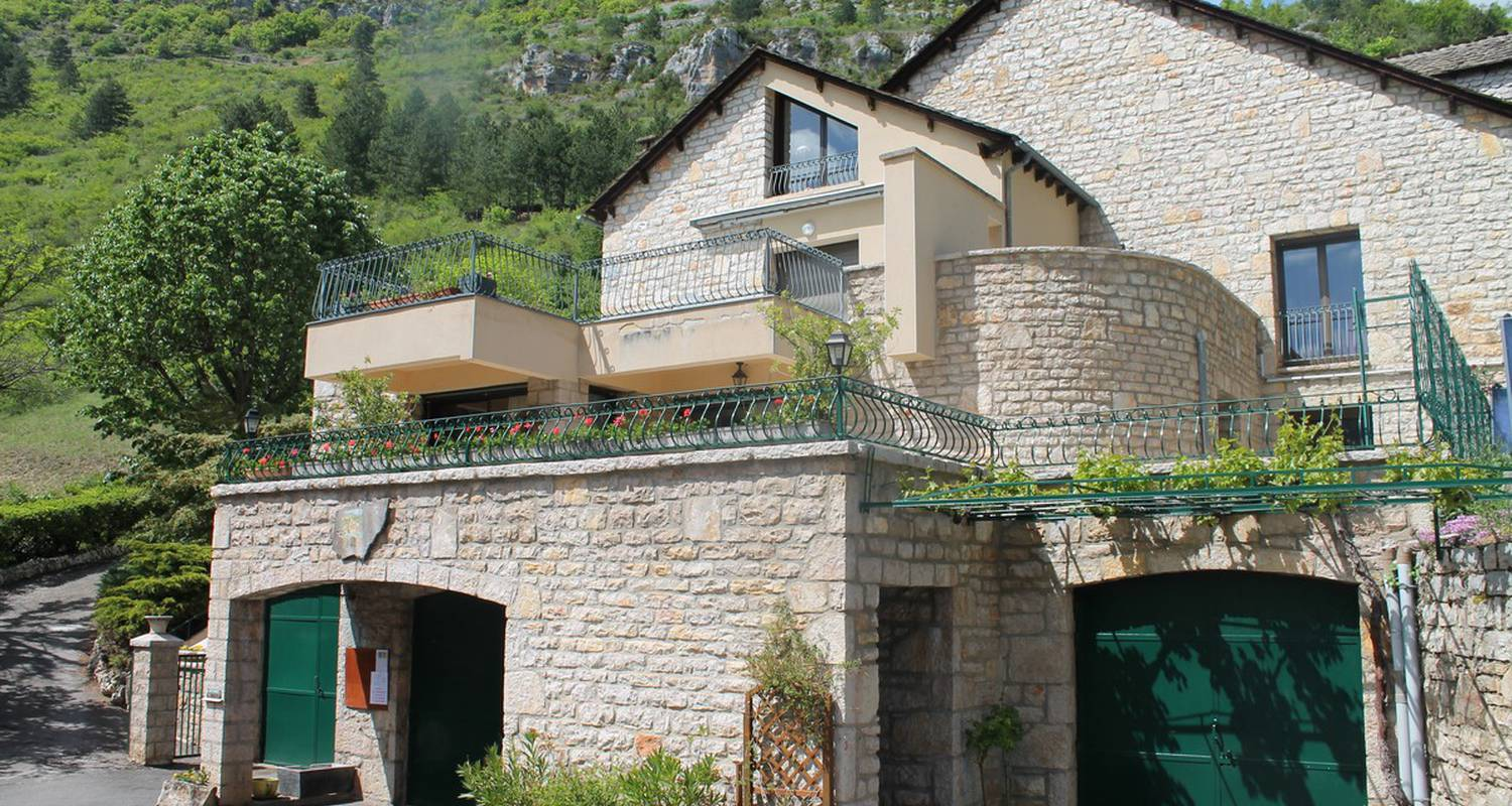 Bed & breakfast: barthomeuf laurence in sainte-enimie (111558)